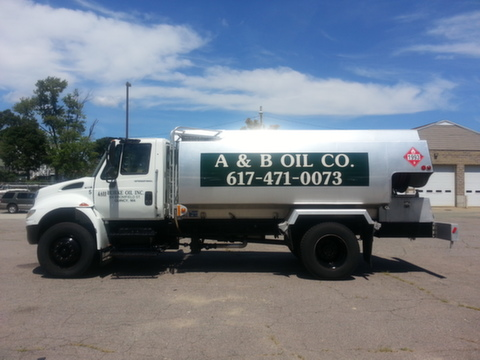 Roxbury home heating oil delivery